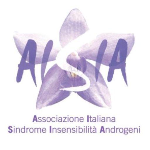 Logo di AISIA, Associazione Italiana Sindrome Insensibilità agli Androgeni